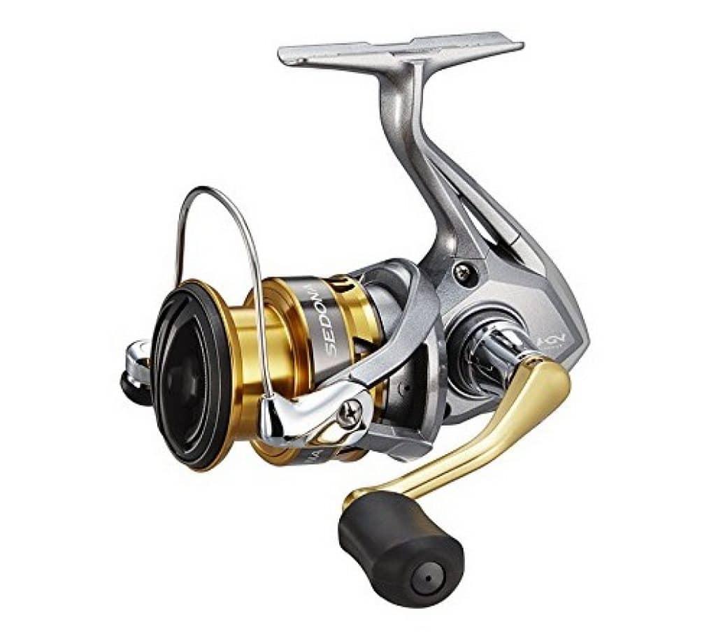 SHIMANO Sedona FI Freshwater Spinning Fishing Reel
