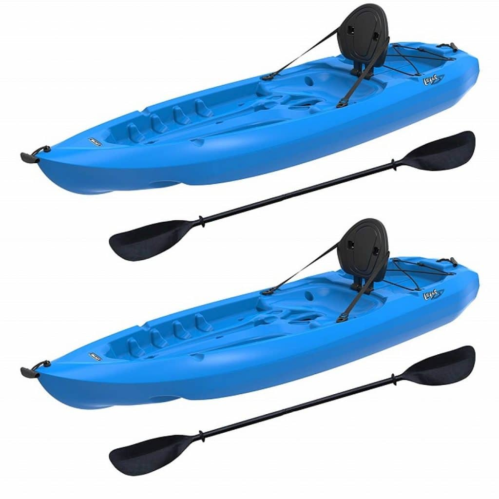 Lifetime Lotus Sit On Top Kayak with Paddle
