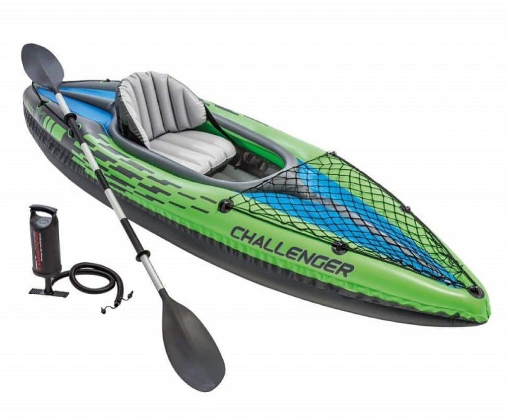 Intex Challenger  Inflatable Kayak for Kids