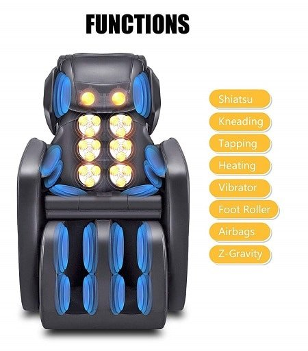 OOTORI Full Body Electric Massage Chair Review