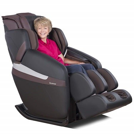 RELAXONCHAIR Zero Gravity Shiatsu Massage Chair Review