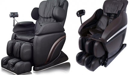 10 Cheap and Best Massage Chairs Under $2000, $1000 And $500 Dollars In 2019