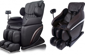 10 Cheap and Best Massage Chairs Under $2000, $1000 And $500 Dollars In 2016/2017