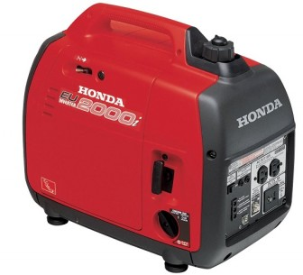 10 Best Camping Generator Reviews for 2017