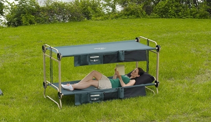 Best Portable Bunk Beds For Camping (and Indoor) In 2020