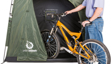 Best Small Bike Sheds on Amazon- Buy These Outdoor Bike Storage Sheds
