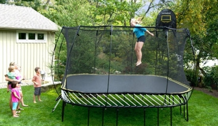 Best Trampoline Brands Reviews in 2019 – Get the Best One Now