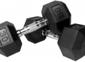 Best Rubber Coated Dumbbells Set Review on 2021