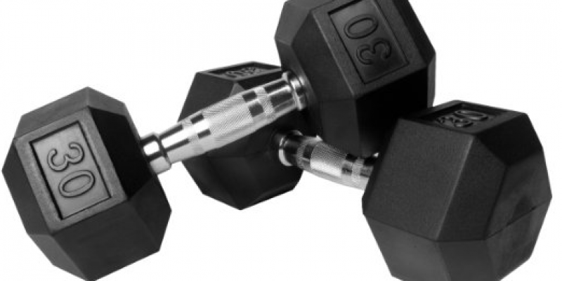 Cheap and Best Rubber Coated Dumbbells Set Review on 2019 [Fitness Review]