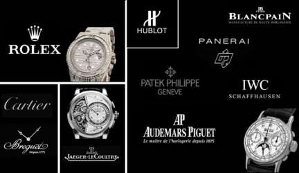 Top 10 Watch Brands – 12 Best Watch Brands in the World