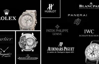 Top 10 Watch Brands – 12 Best Watch Brands in the World Listed Here in 2016