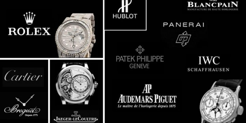 Top 10 Watch Brands – 12 Best Watch Brands in the World