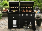 Best Gas Charcoal Combo Grill Reviews –  Get the Best One Now!