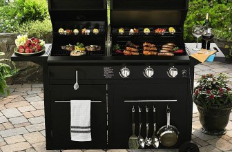 Best Gas Charcoal Combo Grill Reviews in 2017 –  Get the Best One Now!
