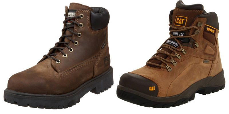 Best Waterproof Work Boots for Men