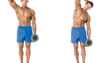 4 Efficient Dumbbell Exercises for Abs – Men and Women